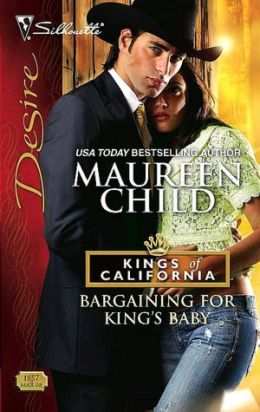 Bargaining for King's Baby (Kings of California Series)