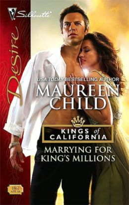 Marrying for King's Millions (Kings of California Series)