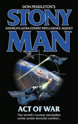 Act of War (Stony Man Series #94)