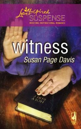 Witness (Love Inspired Suspense Series)
