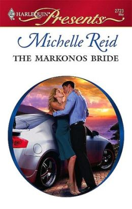 Markonos Bride (Harlequin Presents #2723)