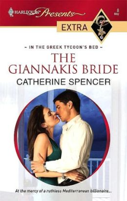 Giannakis Bride (Harlequin Presents Extra: In the Greek Tycoon's Bed)