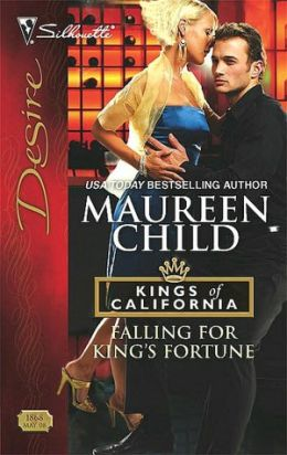 Falling for King's Fortune (Kings of California Series)