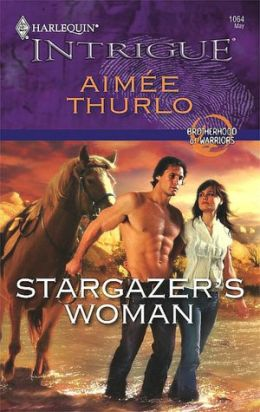 Stargazer's Woman (Harlequin Intrigue Series #1064)