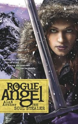 The Soul Stealer (Rogue Angel Series #12)