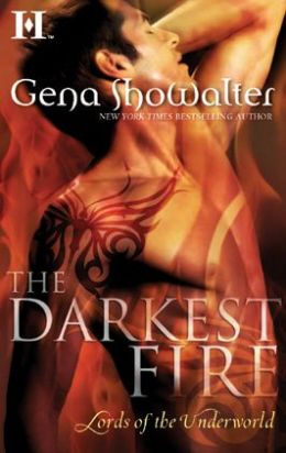 The Darkest Fire (Lords of the Underworld Series)