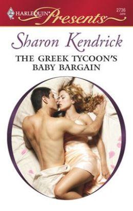 The Greek Tycoon's Baby Bargain