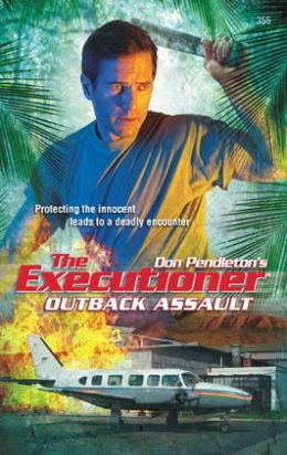 Outback Assault (Executioner Series #355)