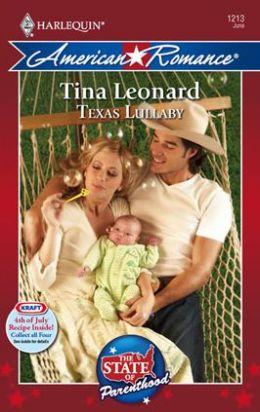 Texas Lullaby (Harlequin American Romance Series #1213)