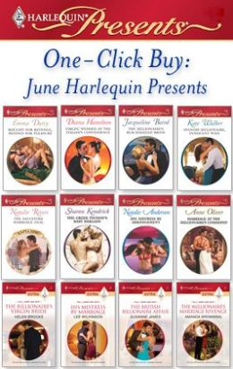 One-Click Buy: June Harlequin Presents