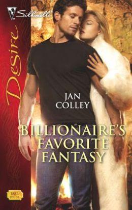 Billionaire's Favorite Fantasy (Silhouette Desire #1882)