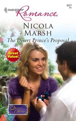 Desert Prince's Proposal