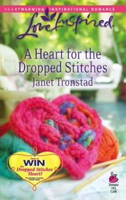 Heart for the Dropped Stitches (Love Inspired Series)