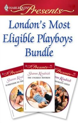 London's Most Eligible Playboys Bundle