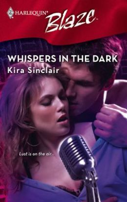 Whispers in the Dark (Harlequin Blaze Series #415)