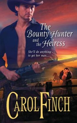 Bounty Hunter and the Heiress (Harlequin Historical Series #909)