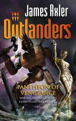 Pantheon of Vengeance (Outlanders Series #46)
