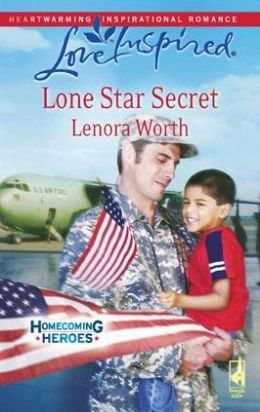 Lone Star Secret (Love Inspired Series)