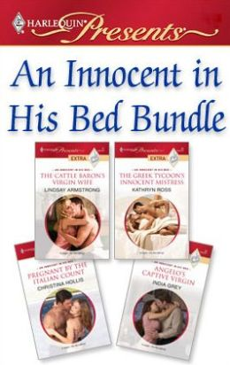 Innocent in His Bed Bundle