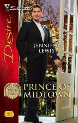 Prince of Midtown (Silhouette Desire Series #1891)