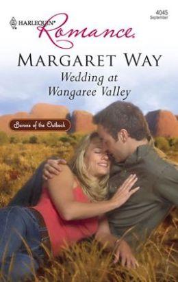 Wedding at Wangaree Valley