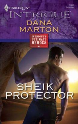 Sheik Protector (Harlequin Intrigue Series #1085)