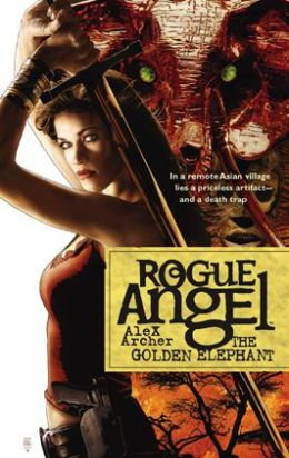 The Golden Elephant (Rogue Angel Series #14)