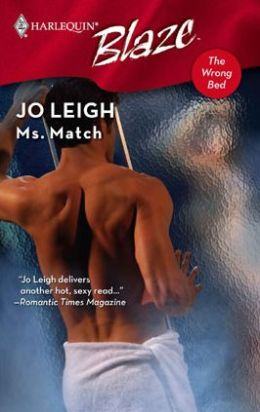 Ms. Match (Harlequin Blaze Series #424)