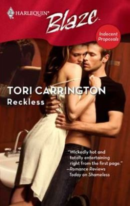 Reckless (Harlequin Blaze Series #433)