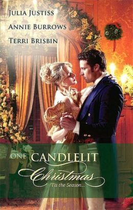 One Candlelit Christmas: Christmas Wedding Wish/The Rake's Secret Son/Blame it on the Mistletoe (Harlequin Historical Series #919)