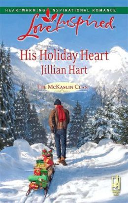His Holiday Heart (Love Inspired Series)