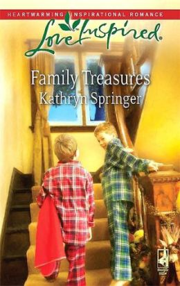Family Treasures (Love Inspired Series)