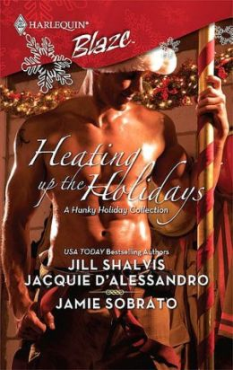 Heating up the Holidays: All He Wants for Christmas.../My Grown-up Christmas List/Up on the Housetop (Harlequin Blaze Series #435)
