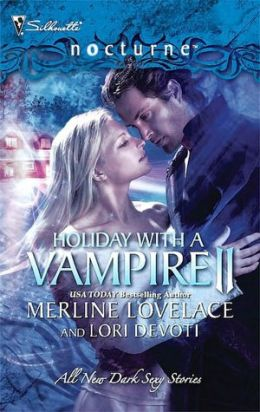 Holiday with a Vampire II: A Christmas Kiss/The Vampire Who Stole Christmas (Silhouette Nocturne Series #54)
