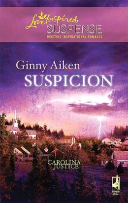 Suspicion (Love Inspired Suspense Series)