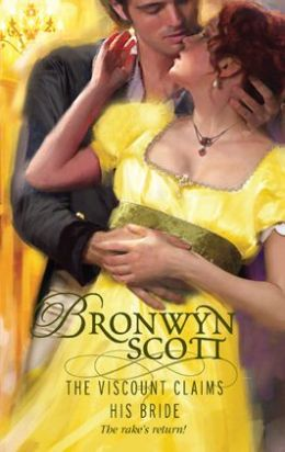 Viscount Claims His Bride (Harlequin Historical Series #929)