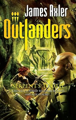 Serpent's Tooth (Outlanders Series #48)