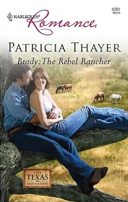 Brady: The Rebel Rancher