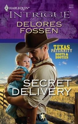 Secret Delivery (Harlequin Intrigue Series #1122)