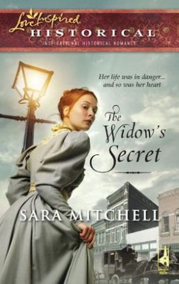 Widow's Secret (Love Inspired Historical Series)