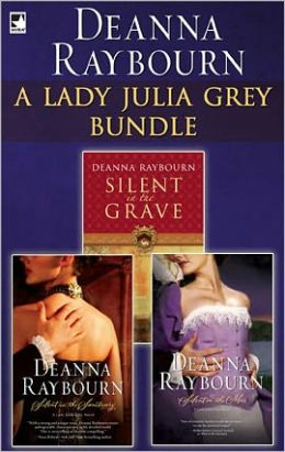 The Lady Julia Grey Bundle: Silent in the Grave\Silent in the Sanctuary\Silent on the Moor
