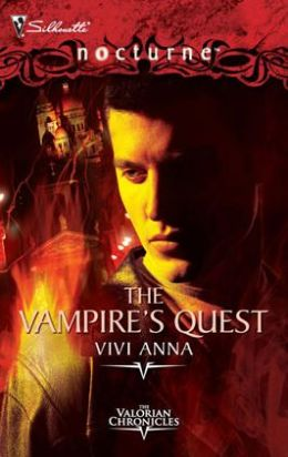 The Vampire's Quest (Silhouette Nocturne Series #61)