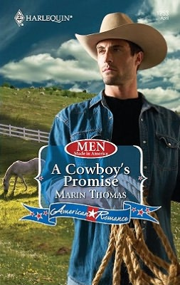 Cowboy's Promise (Harlequin American Romance Series #1253)