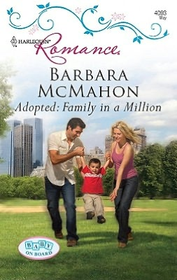 Adopted: Family in a Million (Harlequin Romance Series #4093)