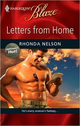 Letters from Home (Harlequin Blaze Series #475)