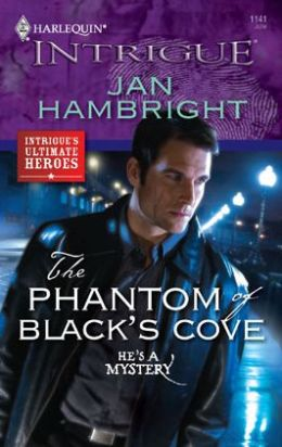 Phantom of Black's Cove (Harlequin Intrigue #1141)