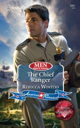 Chief Ranger (Harlequin American Romance Series #1261)