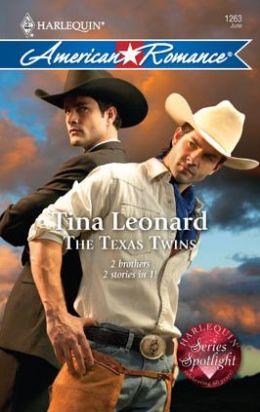 Texas Twins: The Billionaire\The Bull Rider (Harlequin American Romance Series #1263)