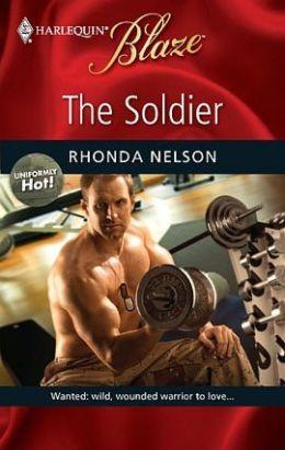 Soldier (Harlequin Blaze #481)