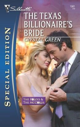 The Texas Billionaire's Bride